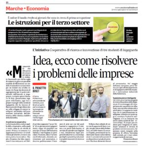 Corriere adriatico - IDEA